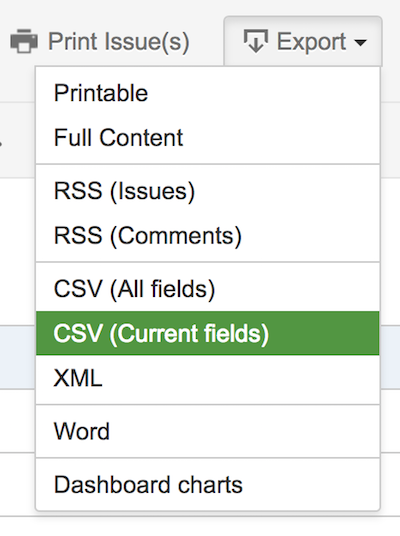 Integrate JIRA search results in Google Sheets for fun and